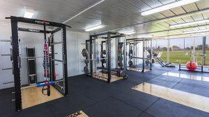 David Fuster Academy instalaciones